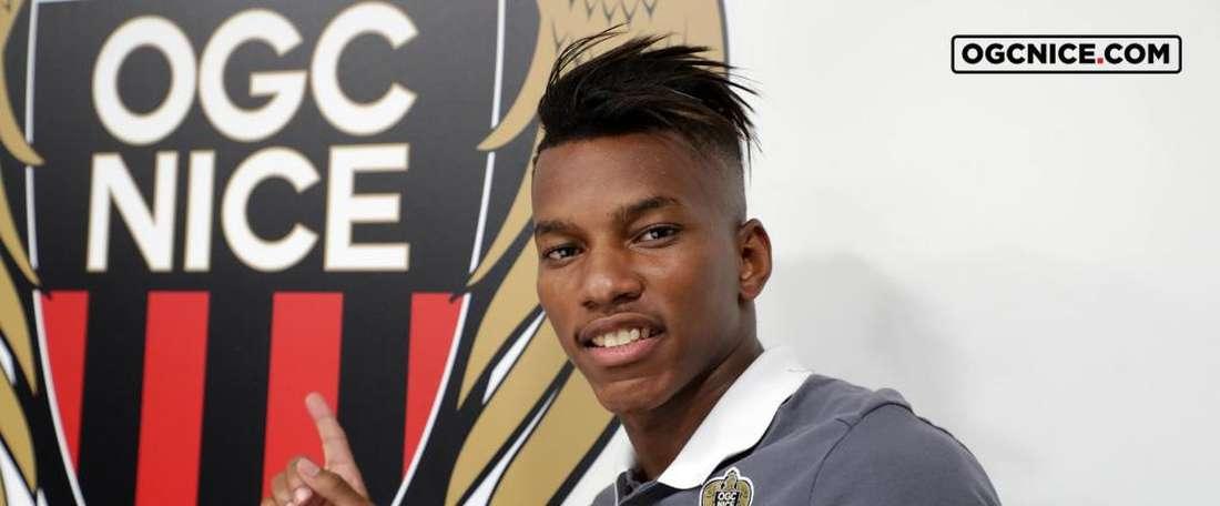 Boudaoui is now a Nice player. OGCNice