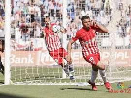 Hicham le dio un triunfo importantísimo al Almería. LaLiga