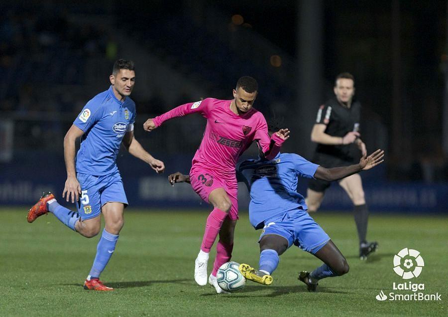 Málaga Segunda División 2019-20