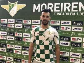 El conjunto luso ha certificado el pase del zaguero procedente del Esperance. MoreirenseFC