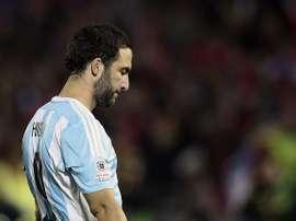 Higuain lascia la Nazionale. Twitter