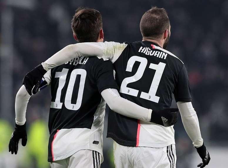 Higuain e Dybala stendono l'Udinese. JuventusFC
