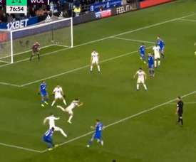 Hoilett scored to give his side the lead. CAPTURA