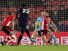 El West Ham venció por la mínima al Southampton. WHUFC