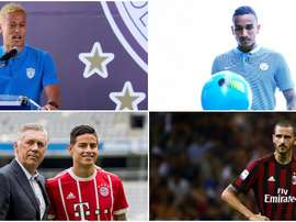 The most shocking transfers of the 2017 summer transfer window. BeSoccer