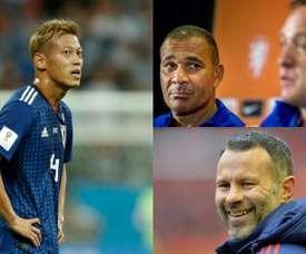Jugador y entrenador, combinación peligrosa. AFP/BeSoccer