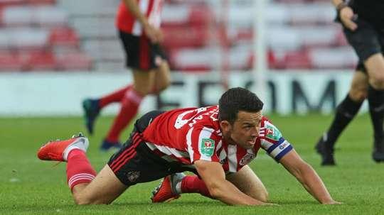 Sunderland missed the chance to leapfrog Portsmouth at the top. SUNDERLAND