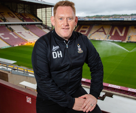 Hopkin thinks he can still turn things around. Twitter/OfficialBantams