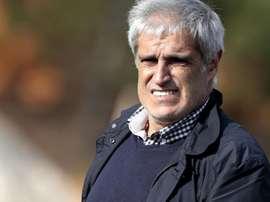 Horacio Goncalves ha llegado a un acuerdo con la Junta del Farense para rescindir su contrato. EFE