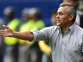 Horadio Matuszyczk ha sido designado como nuevo entrenador del Portuguesa. Archivo/AFP/EFE