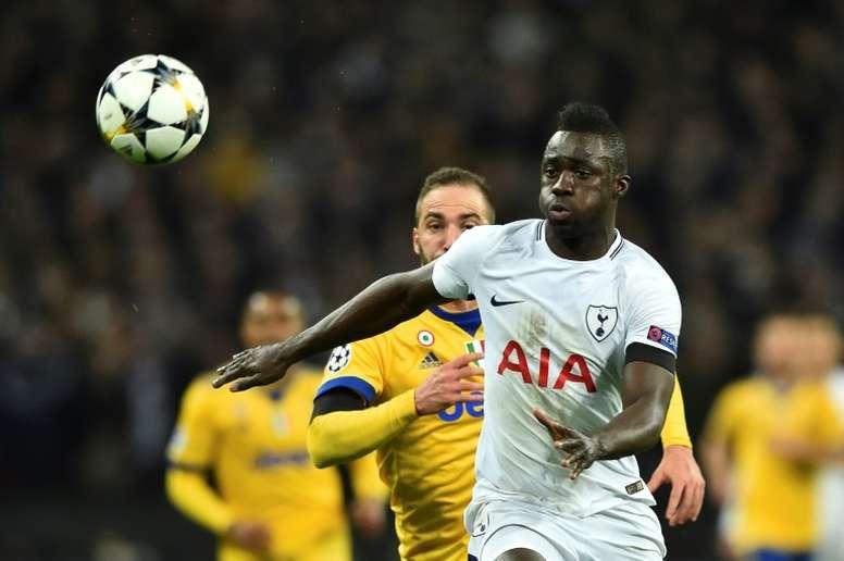 Tottenham ouvre la porte à un départ de Sanchez. AFP
