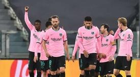 Les clés de la victoire du FC Barcelone à Turin. EFE