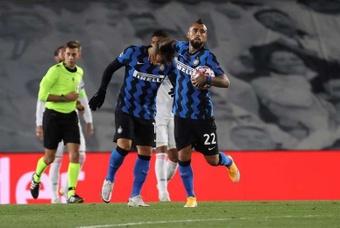 L'Italie n'est pas tendre avec Vidal: Il a besoin de perdre quelques kilos. EFE
