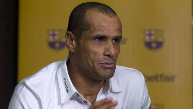 Transferts, Rivaldo ne voit pas Neymar revenir au Barça. AFP