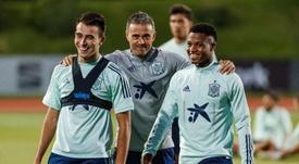 Eric García prêt à faire ce qu'il faut pour rejoindre le Barça. EFE