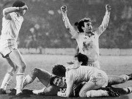 35 ans après, Madrid et Gladbach se retrouvent. AFP