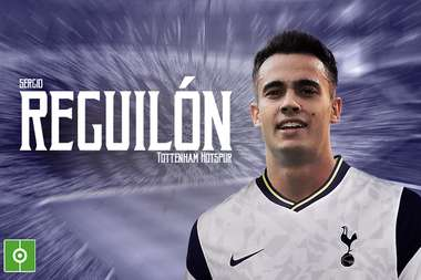 Reguilón has signed for Tottenham. BeSoccer
