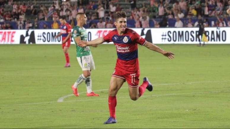 Chivas se da una alegría ante León. Chivas
