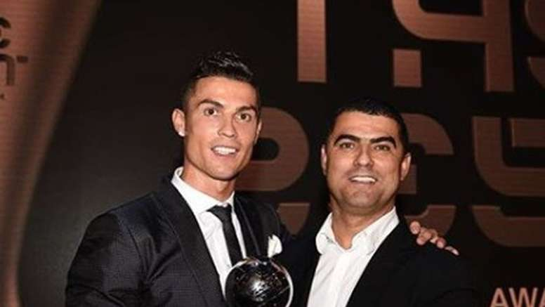 Le frère de Cristiano contre la FIFA. Instagram/Cristiano