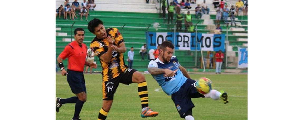 Hugo Bargas jugará en el Bolívar a partir de la próxima temporada. Club-Blooming