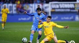 El Alcorcón ganó en el Fernando Torres. LaLiga