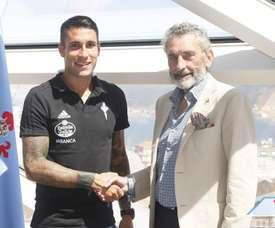 Le capitaine signe pour cinq saisons de plus. RCCelta
