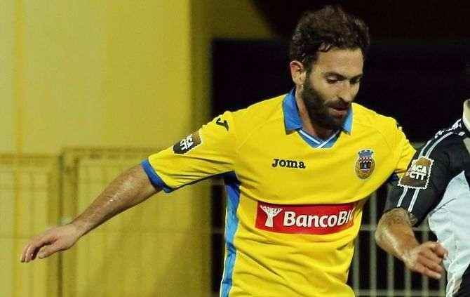 Hugo Monteiro abandona el Arouca y se irá cedido al Anadia.