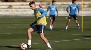 Os valores da possível transferência de Hugo ao Madrid. MálagaCF