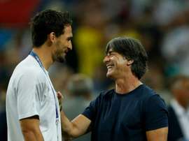 Hummels does not understand Low's decision. AFP
