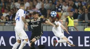 L'Ajax a donné raison aux pronostiques. Twitter/AFCAjax