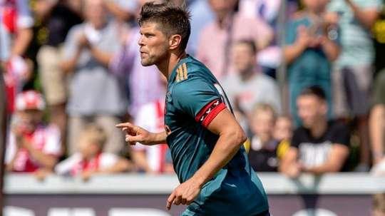 Huntelaar sauve l'Ajax contre le PAOK, AjaxFC