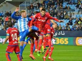 El Málaga dice adiós a la Copa. BeSoccer
