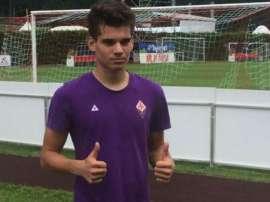 El hijo de Hagi podría jugar en Francia. EFE