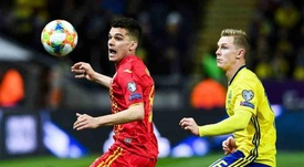 Ianis Hagi, nuevo objetivo del Borussia. AFP