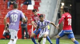 Canella fue titular a última hora por la lesión de Sergio Álvarez. LaLiga