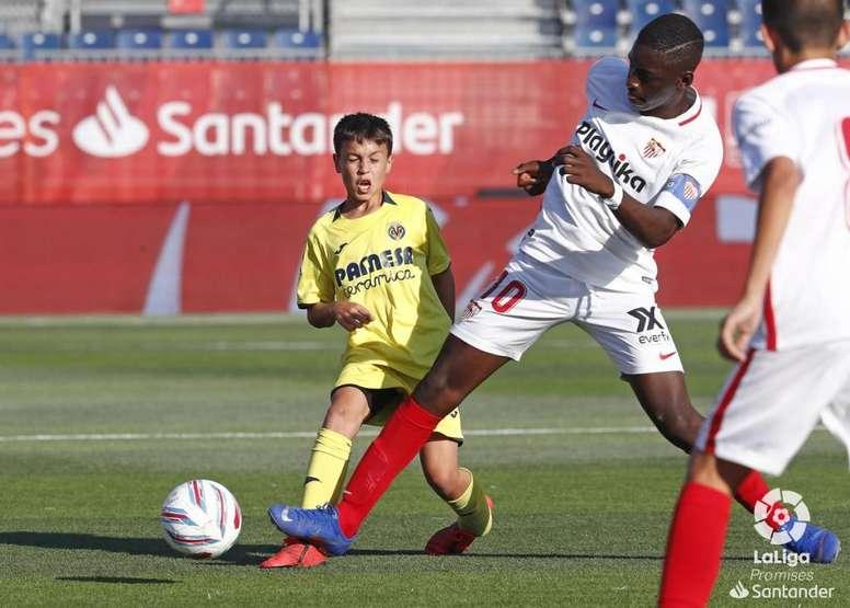 El entrenador del Sevilla defiende a Ibra. LaLiga