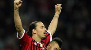 En el Milan sueñan con que esta imagen se repita. EFE