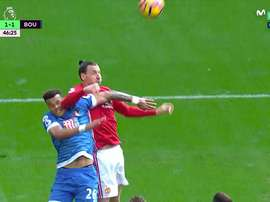 Ibra and Mings charged by FA. Twitter