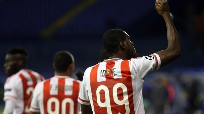 Ideye est dans la ligne de mire de Malaga. UEFA