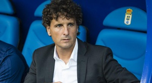 Imanol Idiakez llegó al Real Zaragoza esta temporada. LaLiga