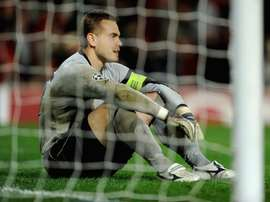 Igor Akinfeev went 11 years without a clean sheet in the Champions League. Twitter
