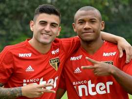 A wanted man. SaoPauloFC