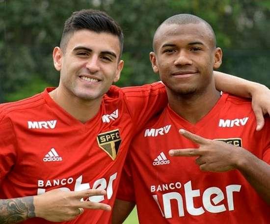 Barça quer Liziero? Real Madrid também. SaoPauloFC