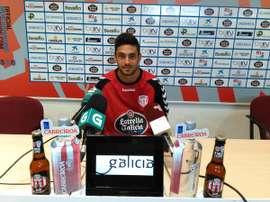 Igor Martínez quiere ahondar en la herida del Alavés. CDeportivoLugo