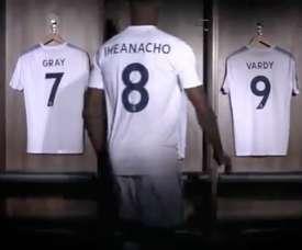 Iheanacho é grande aposta do Leicester. Twitter/Leicester