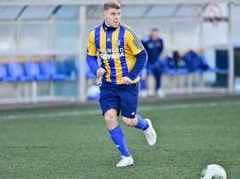 Ihor Tyschenko jugará para el Slask Wroclaw lo que resta de temporada. Twitter