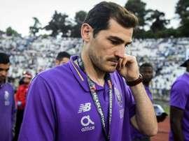 Casillas decidirá seu futuro em dezembro. AFP