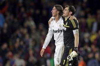Ramos opinó sobre la salida de Ramos del Madrid. EFE