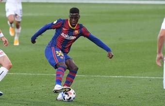 Ilaix Moriba toujours écarté du groupe du Barça B. FCBarcelonaB