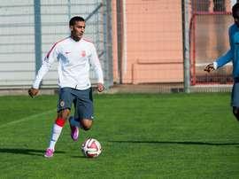Ilyes Chaïbi sera prêté à l'AC Ajaccio cette saison. ASMonaco.